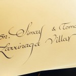 kaligrafi çalışmaları örneği 8