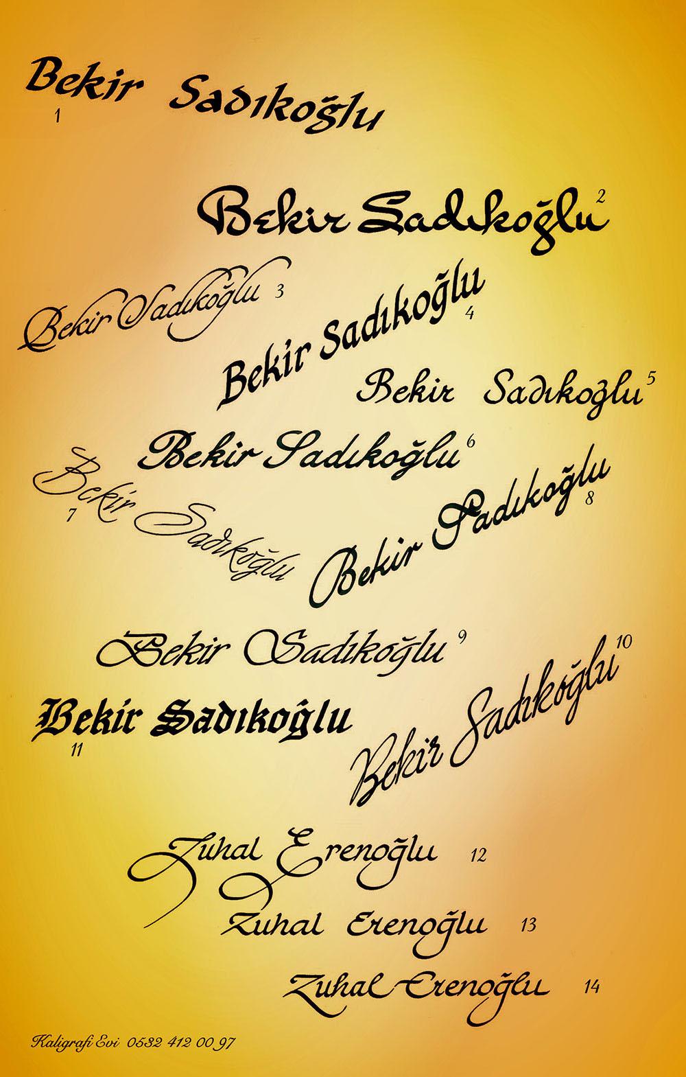 kaligrafi-evi